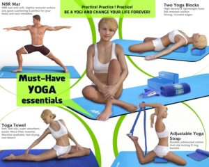 beginners yoga kit  sport and fitness products